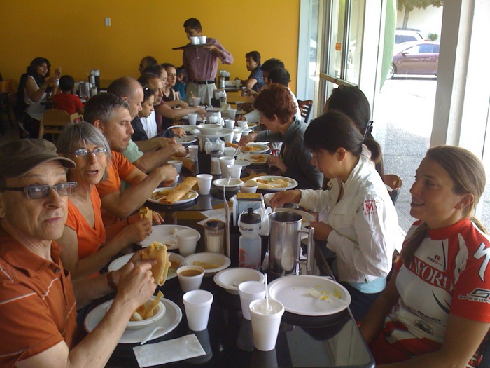 Lunch at Madras Cafe in Sunnyvale
